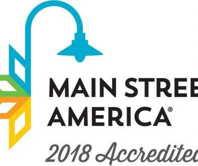 Main Street accredited logo
