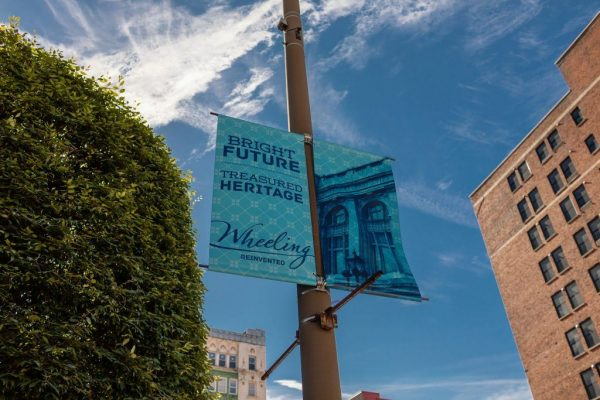 Downtown Banners- Erin Yaeger