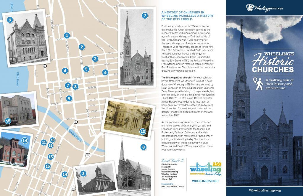 Church Brochure 8.5 by 11 page 1