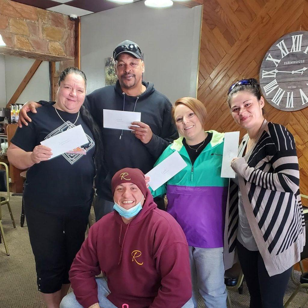 Like many small business owners, the Alvarados were worried about how COVID-19 would impact their business and the livelihoods of their employees. Funding from Wheeling Heritage's emergency relief grant helped cover utilities and provide some relief to their staff early in the pandemic.