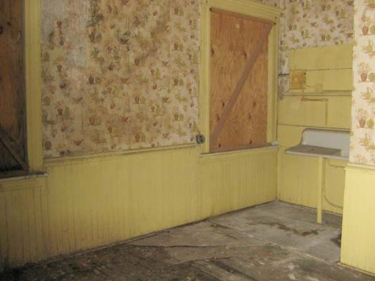 1433 - Second Level Kitchen
